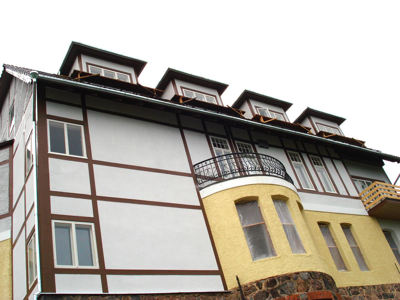 Fassaadi ehitus
